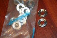 2x Campagnolo Road Brake Calliper Parts Toothed Brake Mounting Washer Set