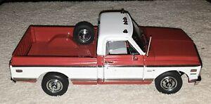 Danbury Mint 1972 Chevrolet Cheyenne  Pickup Truck 1/24 Scale Nice Clean Loose