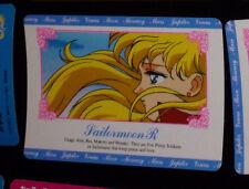 SAILOR MOON R HERO COLLECTION CARD CARDDASS CARTE N° 33 JAPAN REG/REGULAR **