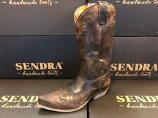 Sendra Boot Cowboystiefel Westernstiefel 9669 Braun