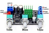 TPA3116D2 Class D Digital Amplifier Board 50W+50W 12-24V Dual Channel Stereo AMP