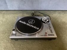 Audio-Technica AT-LP120-USB Direct-Drive Turntable With Ortofon 2M Red Stylus