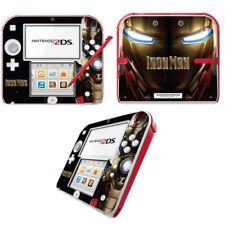 Placas frontales y etiquetas Nintendo DS - Original de vinilo para consolas y videojuegos
