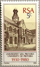 RSA SÜDAFRIKA SOUTH AFRICA 1980 574 50 Jahre Universität University Pretoria MNH