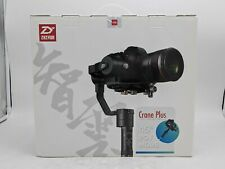 New Zhiyun Crane Plus 3-Axis Gimbal Handheld Intelligent Stabilizer -SB2386