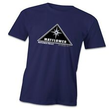 mayflower project T-Shirt, inspired by the Spielberg classic, close encounters