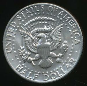 United States, 1972-D Kennedy Half Dollar - Choice Uncirculated