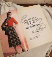 Vintage Book of Sewing and Needlework 1944/1949