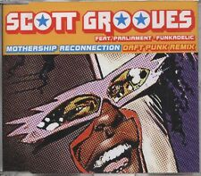 Scott Grooves feat. Parliament - Funkadelic - Mothership Reconnection  CD Single