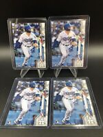 2020 Topps Series 1 #292 Gavin Lux 13 Card RC Lot Rookie Decades Best /299