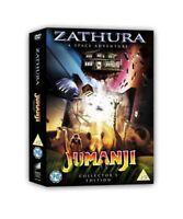 Zathura - Un Spazio Avventura/Jumanji DVD Nuovo DVD (CDRP4833)