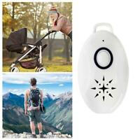 Ultrasonic Mosquito Repellent Portable Pest Insect Flea Prevention Repeller NEW