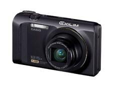 Casio Digital Camera Exilim Ex-Zr200 Black Ex-Zr200Bk Used