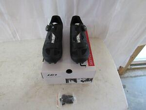 Louis Garneau Ruby II Women's Cycling Shoe EU Size 36 USA 6 Black HRS-90