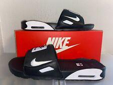 Brand New Nike Air Max 90 Slide Black White BQ4635-002 Sizes 10-13
