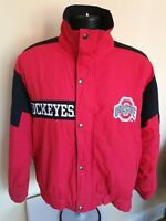 NCAA Ohio State Buckeyes Logo 7 Jacket/Coat Size M