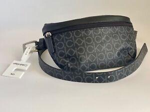 Calvin Klein CK Fanny Pack Belt Waist Bag Pouch L/XL NWT