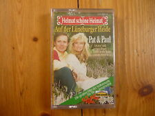 Pat & Paul - Auf der Lüneburger Heide  MC OVP