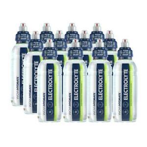 Wow Hydrate Electrolyte 12 x 500ml