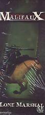 MALIFAUX Lone Marshal WYR20110 NEW FACTORY SEALED M2E