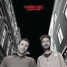 SLEAFORD MODS LP English Tapas Vinyl Album + DOWNLOADS + Promo Info Sheet