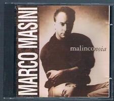 MARCO MASINI MALINCONOIA  CD CDMRL 6433 F.C. TIMBRO A SECCO
