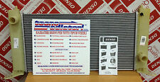 Radiatore Fiat Stilo 1.2 / 1.4 / 1.6 Benzina +/- AC 01 -> ORIGINALE DENSO
