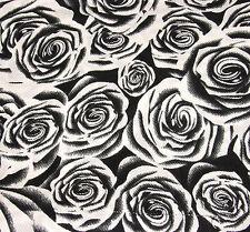 Heavyweight Rose Print Floral Pashmina Shawl Scarf Wrap Hijab