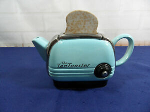Collector Ornamental Teapot (Toaster ) The Tea Toaster By Swineside  No 95
