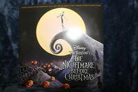 The Nightmare Before Christmas LP Album Soundtrack Danny Elfman 2016 UK Press
