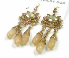Charming Gemstone Dangle Earring B3840 Free Shipping Fashion Jewelry Beauty