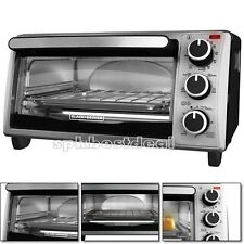 Electric Toaster Oven Pizza Bread Bake Broil Kitchen Food Cooking Baking Cook