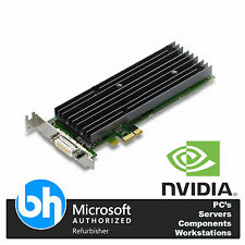 HP NVIDIA QUADRO NVS 290 Dual Display 256mb PCI-E x1 Scheda Grafica VGA DMS 59