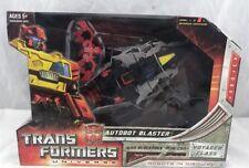 Transformers Universe Classics Voyager Class Blaster MISB