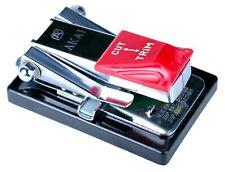 "AKAI 1/4"" inch Audio Reel to Reel Tape Splicer AS-3 NEW PAD Cleaned Blades!"