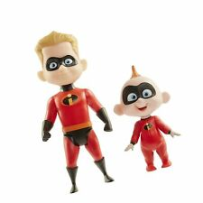 Incredibles 2 Jack Jack and Dash Action Figures