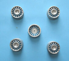 "CROMODORA 18"" Wheels for FORD  ESCORT- 1/24 scale Accessory MINI SCRATCH SA2404"