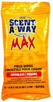 NEW! Hunters Specialties Scent-A-Way Field Wipes (24 Pack) 07795