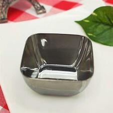 18 Pack - Silver 2oz Mini Plastic Dessert Bowls - Chambury Plastics