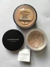 BARE MINERALS ORIGINAL SPF 15 FOUNDATION - MEDIUM BEIGE N20 8g - UK POST