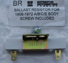 NEW Mopar Ballast Resistor 64-72 ALL  / with Part Number