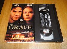 The Grave / Black Day Blue Night (VHS, 1995) Craig Sheffer Promo Rare Horror