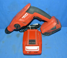 """Hilti TE 2-A18 21.6V Li-Ion 1/2"""" Cordless Rotary Hammer Drill w/ Battery&Charger"""