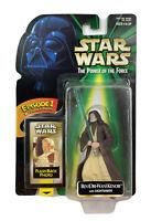 Star Wars POTF Ben (Obi-Wan) Kenobi With Lightsaber Kenner 1998 NEW