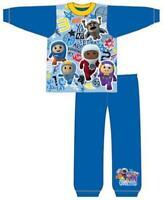 Boys Pyjamas Go Jetters Pjs Spaceman Kyan Geo Foz Lars Kids 18 Months to 5 Years
