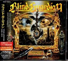 Blind Guardian ‎Imaginations From The Other Side JAPAN CD with OBI 2 Bonus Track