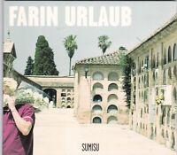 FARIN URLAUB - SUMISU 4 TRACK MAXI CD DIGIPACK/CARDSLEEVE - DIE ÄRZTE SOLO