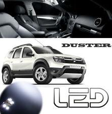 Dacia DUSTER  - Pack 5 Ampoules LED Blanc éclairage habitacle Sols  plafonnier