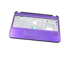 HP Pavilion G6 G6-2000 Palmrest Touchpad  Power Button Board Purple 684174-001