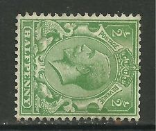 GB 1924 KGV 1/2d Green Sideway 111 wmk no gum SG 416a.... ( T679 )